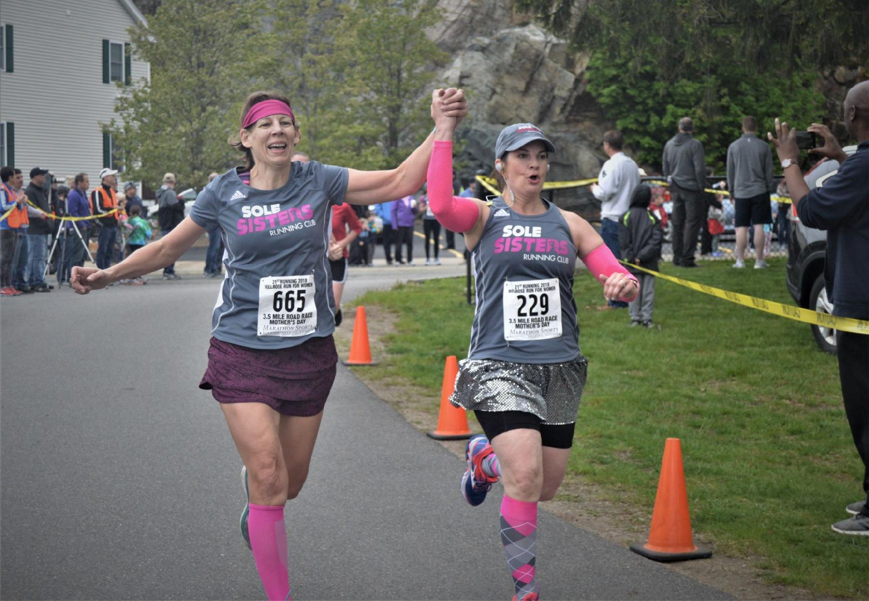 Register for This Year's Melrose Run for Women!